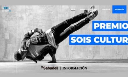 Els premis SOIS CULTURA donen valor a la cultura i l'art fet a Alacant