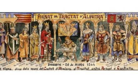 Congrés que commemora el 775 aniversari del Tractat d'Almirra
