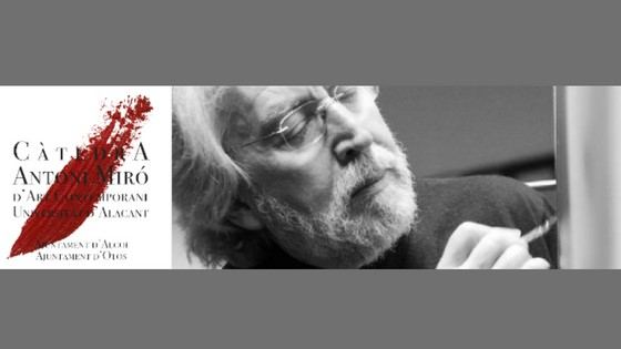 La Càtedra Antoni Miró de la UA i la Fundació Banc Sabadell convoquen vuit beques d'investigació i producció d'exposicions d'Art Contemporani
