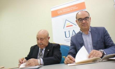La Fundació Mutua Levante es converteix en mecenes del Campus de la Universitat d'Alacant a Alcoi
