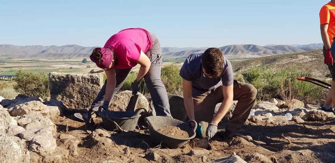 Excavacions. Foto: Sonia Gutiérrez Lloret