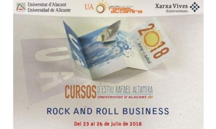 La Universitat d'Alacant descobreix l'altra cara de les estrelles del rock