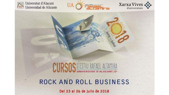 La Universidad de Alicante descubre la otra cara de las estrellas del rock