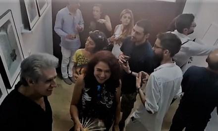 Exposició Visible Discontinuo en La Peluquería: última passada aquest divendres