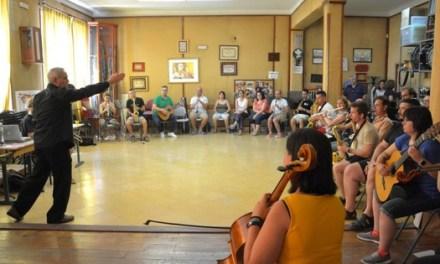 La vanguardia cultural se da cita esta semana en Xàbia con los cursos internacionales de percusión contemporánea y soundpainting