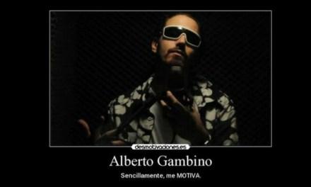 El rapero Alberto Gambino actúa este fin de semana en el Parque 1º de mayo dentro del programa Elx Participa