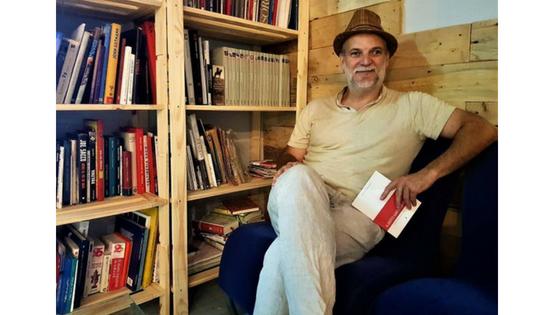 INVERSIÓN MATRICIAL, una exposició d'Alberto Santonja per a donar la volta, per a tornar a l'origen