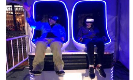 La realidad virtual llega al Centro Comercial l'Aljub con motivo de su 15 aniversario