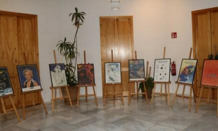 Altea va celebrar, per primera vegada, una exposició del patrimoni cultural pictòric del Castell de l'Olla