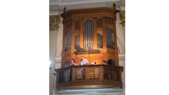 Los conciertos de Musicaloxa continuaron con la actuación de Proemia Ensemble en El Raval