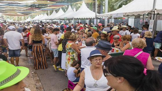 Inauguració Racó Gastronòmic de les festes d'Elx