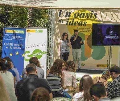 Demo-day Coworking de EOI Mediterráneo en Elche. Foto: EOI