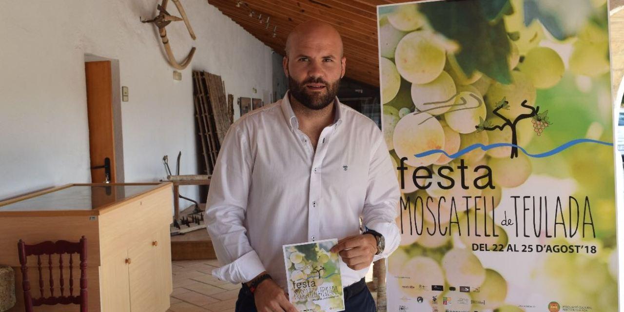 Festa del Moscatell del 22 al 25 d'agost a Teulada