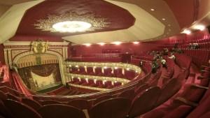 Interior Teatro Chapí. Foto: Pepa Navarro