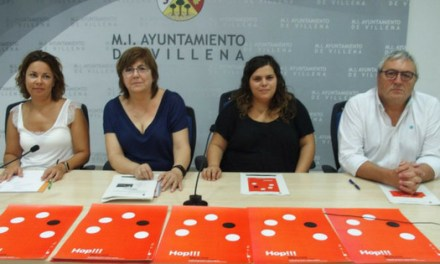 El Festival HOP de Circo llega a Villena en agosto