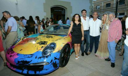 """Willy Ramos protagoniza en Alicante su nueva exposición """"Ariguaní"""""""