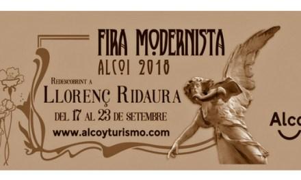 La Capella de l'Antic Asil d'Alcoi acollirà l'exposició dedicada a Lorenç Ridaura