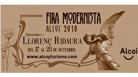 La Capella de l'Antic Asil de Alcoy acogerá la exposición dedicada a Lorenzo Ridaura