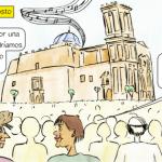 JAVIER GARCÍA-CONDE MAESTRE VIÑETA #15 LOBLANC
