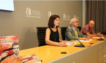 L'obra guanyadora de l'últim Premi Enric Valor, 'El paradís als fosques', arriba a les llibreries de tot el país
