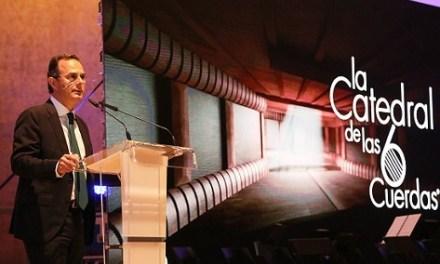"""Estrenado """"La catedral de las 6 cuerdas"""", documental que relata la historia de la guitarra clásica española"""