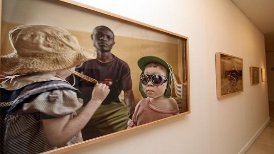 """La Fundació Caja Mediterráneo presenta a Alacant l'exposició """"Albino"""" de la fotògrafa Ana Palacios"""