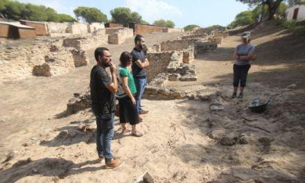 L'actuació en els jaciments de la Fonteta de Guardamar permetrà la reconstrucció d'una mesquita
