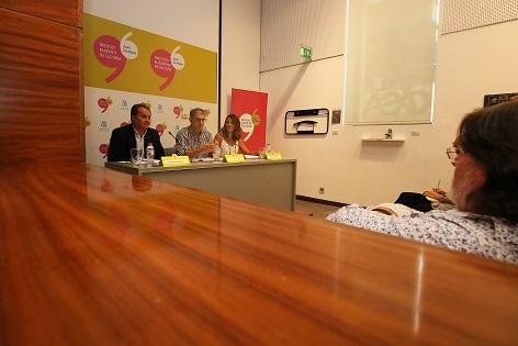 """El IAC Juan Gil-Albert i el Teatre Principal fallen els """"III Premis José Estruch de Teatre"""""""