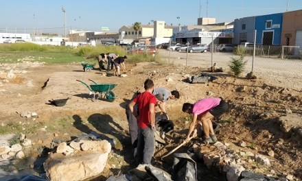 """L'Ajuntament de Santa Pola, amb la Universitat d'Alacant, reprén les excavacions en el jaciment """"La Picola"""""""
