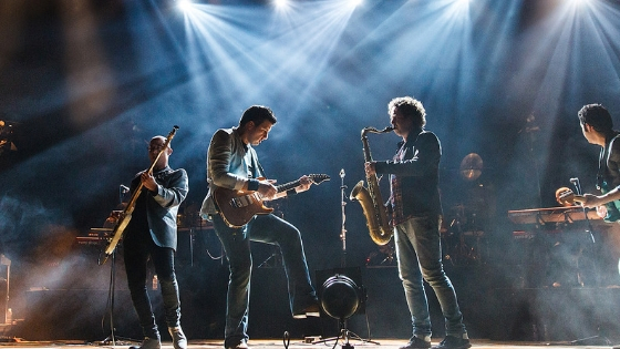 Espectacular Concert Tribut a DIRE STRAITS aquest divendres en el Teatre Principal d'Alacant