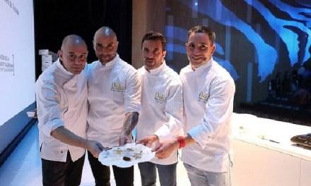 El firmamento gastronómico de estrellas Michelín de la Marina Alta deslumbran en Dolia en el Auditori Teulada Moraira