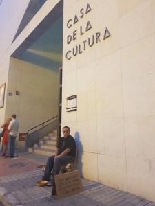 """Performance """"Límits socials en el territorio urbà"""""""