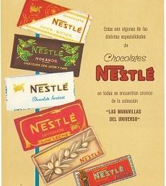 La UA muestra medio siglo de publicidad y cultura a través de una exposición dedicada a los álbumes de cromos de Nestlé