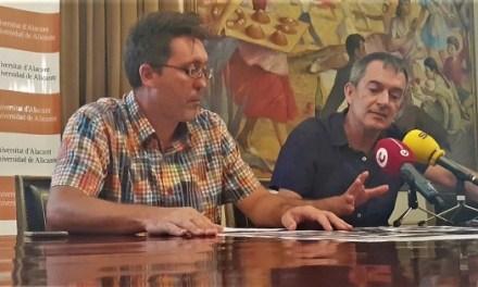 Sol Picó ve a la Universitat d'Alacant. La posada en valor de la cultura valenciana, el caràcter formatiu i les polítiques de gènere protagonitzen la programació cultural de la UA