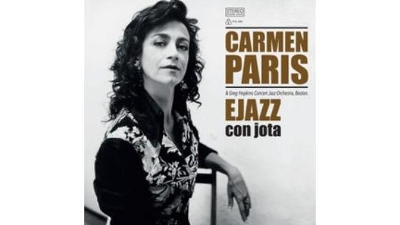 La guanyadora del Premi Nacional de Música 2014, Carmen París, actua el dissabte a Casa Mediterráneo