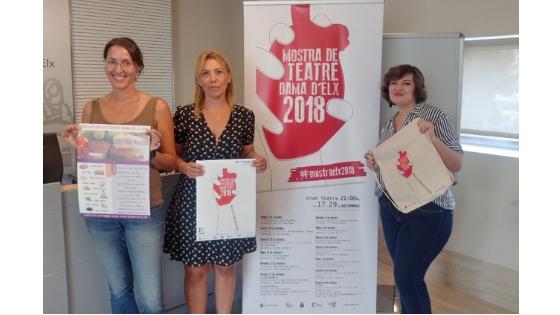Un total de 167 actors aniran al Gran Teatre en la Mostra de Teatre Dama d'Elx 2018