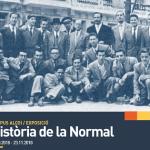 """El Campus de Alcoy de la Universidad de Alicante expone """"Historia de la Normal"""": evolución y trascendencia histórica de la formación de maestros-as"""