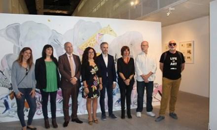 Alicante Capital Animal llega a Las Cigarreras: más de 300 obras para manifestar la situación, desesperante y cruel, en la que viven y mueren