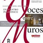 "Cultura de Alicante presenta el programa ""A la Llum del Castell, Sons de Tardor– Sons de Nadal"""