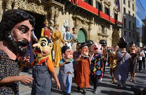 Alicante 9 d´octubre. Somos Comunitat