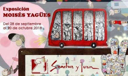 Moisés Yagües expone en la Galería de Arte Sánchez y Juan de Elche