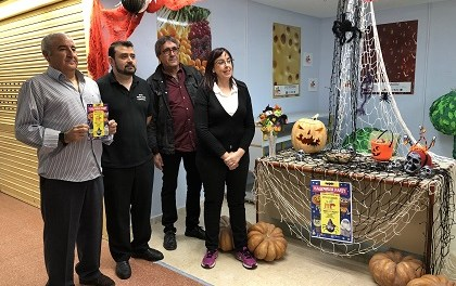 El Ayuntamiento de Elda presenta la 'Halloween Party' que se celebrará en el Mercado Central de Elda