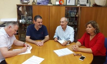 Ayuntamiento de L'Alfàs del Pi y la Fundación Frax renuevan el convenio de colaboración