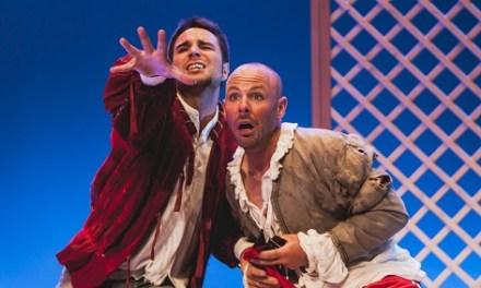 """La Fundación Caja Mediterráneo abrió la Campaña de Teatro del Mediterrani con Taules Teatre y la representación de """"El Eunuco"""""""