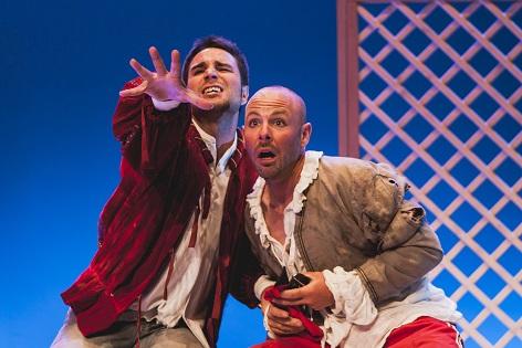 """La Fundació Caja Mediterráneo va obrir la Campanya de Teatre del Mediterrani amb Taules Teatre i la representació de """"El Eunuco"""""""