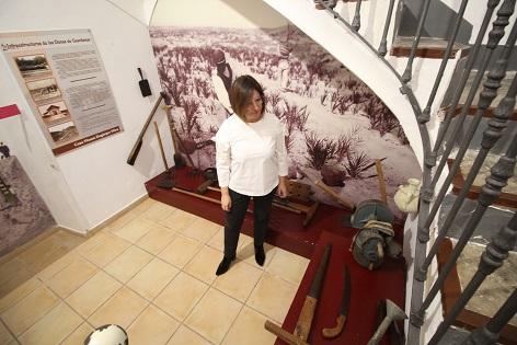 Guardamar ampliará la colección museográfica dedicada al Ingeniero Mira creador del sistema dunar