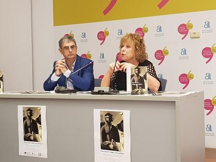 El Instituto Gil-Albert presenta una exposición de fondos originales inéditos de José Estruch en su mes en Alicante
