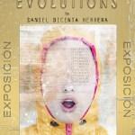 """Dani Dicenta Herrera inaugura su exposición """"Evolutions"""" en el Auditori de la Mediterrània de La Nucía"""