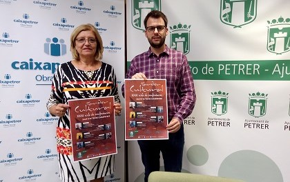 La XXXI Edición del Otoño Cultural de Petrer con una conversación con el periodista Pedro Piqueras
