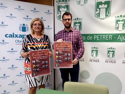 La XXXI Edició de la Tardor Cultural de Petrer amb una conversa amb el periodista Pedro Piqueras